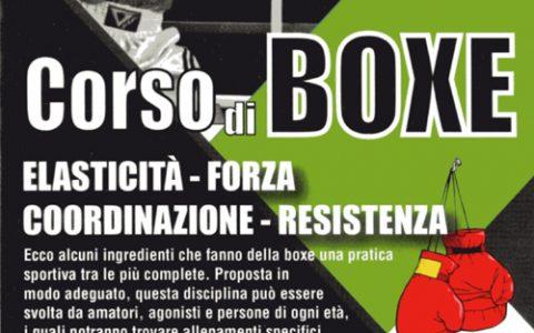 Corso di Boxe