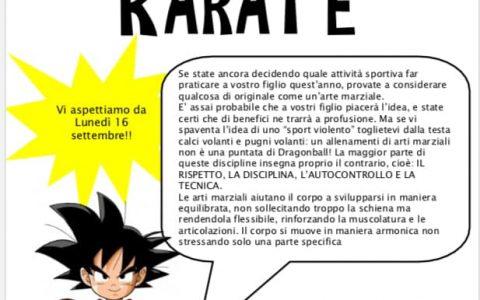 Corso di Karate